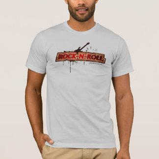 石NロールTシャツ Tシャツ