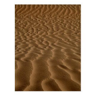 砂のさざ波 ポストカード