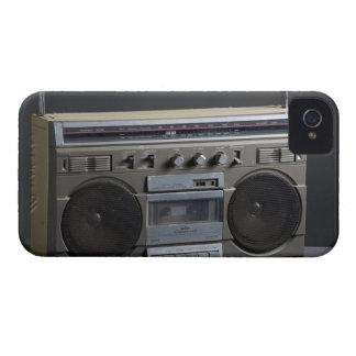 砂のような携帯用ステレオ Case-Mate iPhone 4 ケース
