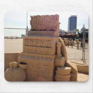 砂のスロットマシン マウスパッド