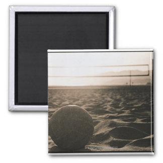 砂のバレーボール マグネット