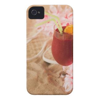 砂の凍結する飲み物そしてレイの終わり Case-Mate iPhone 4 ケース