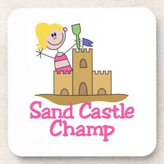 砂の城のチャンピオン コースター
