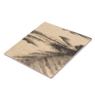 砂の影 タイル
