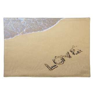 砂の愛 ランチョンマット