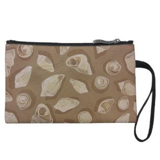 砂の貝殻 クラッチ
