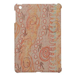 砂はコレクション#1の原生の芸術をエコーします iPad MINI CASE