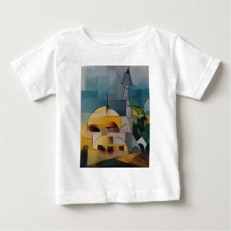 砂タワー ベビーTシャツ