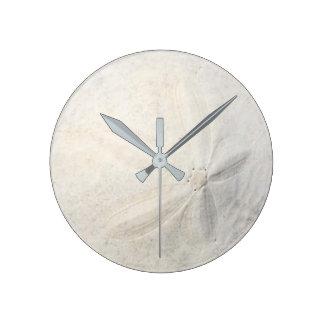砂ドル ラウンド壁時計