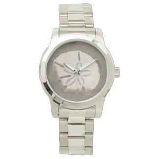 砂ドル(Echinarachniusパーマ) 腕時計