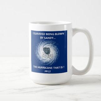 砂ハリケーン コーヒーマグカップ