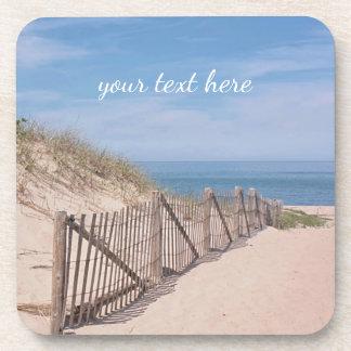 砂丘およびビーチの塀 コースター