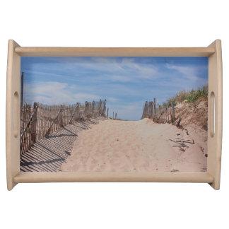 砂丘を越えて トレー