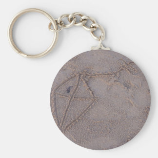 砂凧Keychain キーホルダー