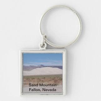 砂山Fallon、ネバダ キーホルダー
