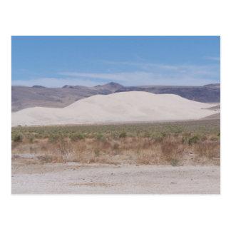 砂山Fallon、ネバダ ポストカード