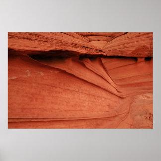 砂岩ポスター ポスター