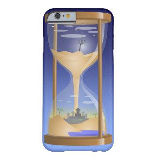 砂時計の箱 BARELY THERE iPhone 6 ケース