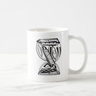 砂時計 コーヒーマグカップ