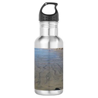 砂浜のパターン ウォーターボトル