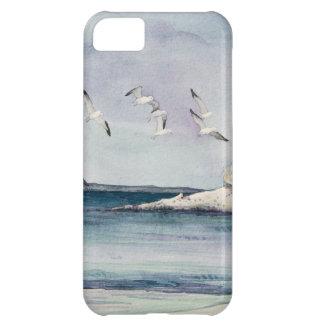 砂浜の1774羽のカモメ iPhone5Cケース