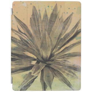 砂漠によっては の緑植物が夢を見ます iPadスマートカバー