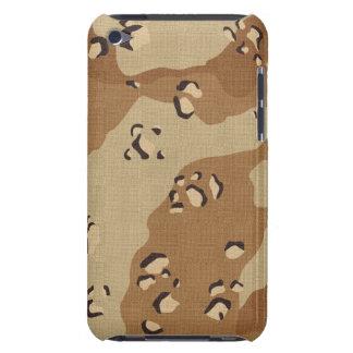 砂漠のカムフラージュのipod touchの場合 Case-Mate iPod touch ケース