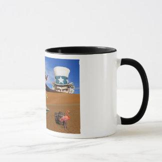 砂漠のサムのコーヒー・マグ マグカップ