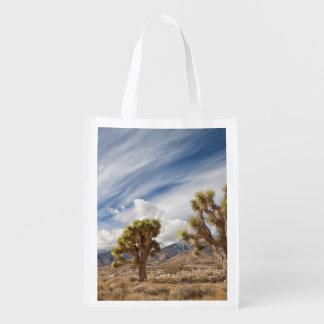 砂漠のジョシュアツリー エコバッグ