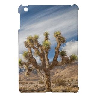 砂漠のジョシュアツリー iPad MINIケース