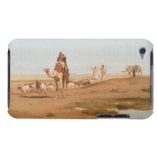 砂漠のベドウィン、1884年(キャンバスの油) Case-Mate iPod TOUCH ケース