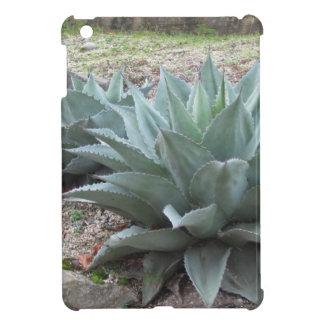砂漠のリュウゼツランの植物 iPad MINIケース
