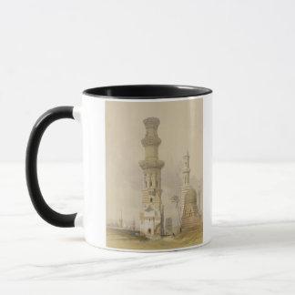 砂漠の台無しにされたモスク、砦の西で、 マグカップ