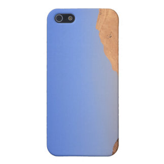 砂漠の景色 iPhone 5 COVER