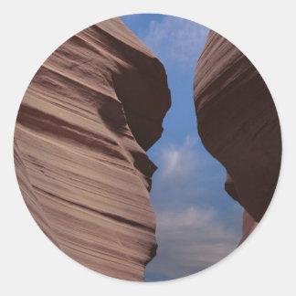 砂漠の月 ラウンドシール