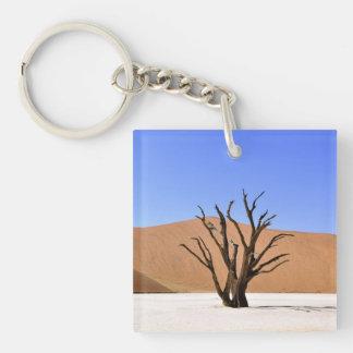 砂漠の木 キーホルダー