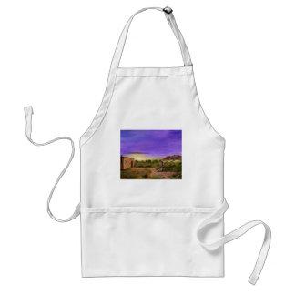 砂漠の歩行 スタンダードエプロン