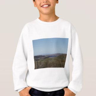 砂漠の眺め スウェットシャツ
