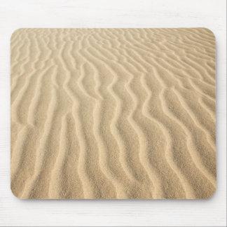砂漠の砂のマウスパッド マウスパッド