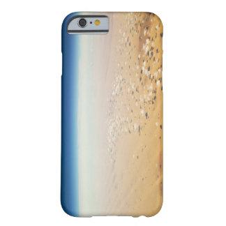 砂漠の空中写真 BARELY THERE iPhone 6 ケース