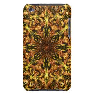 砂漠の花の曼荼羅 Case-Mate iPod TOUCH ケース