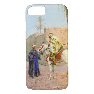 砂漠の議論1875年 iPhone 8/7ケース
