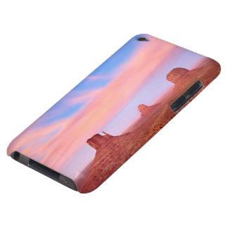 砂漠の谷上の強風 Case-Mate iPod TOUCH ケース