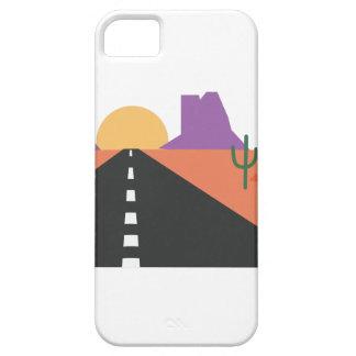 砂漠の道 iPhone SE/5/5s ケース