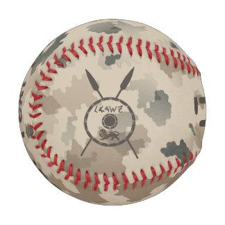 砂漠のMaccabeeの盾およびやり 野球ボール