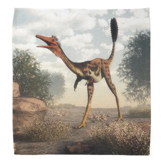 砂漠のMononykusの恐竜 バンダナ