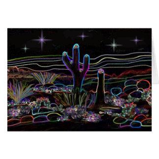 砂漠のStaryネオン夜 カード