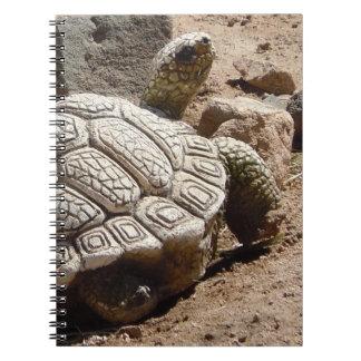 砂漠カメの恋人 ノートブック