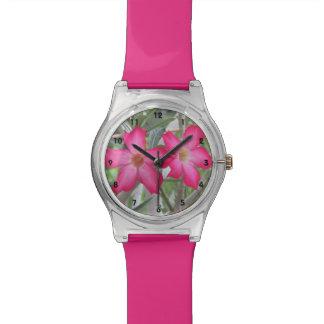 砂漠バラ 腕時計