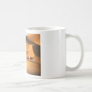 砂漠モロッコサハラ砂漠 コーヒーマグカップ